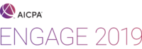 AICPA ENGAGE 2019 logo